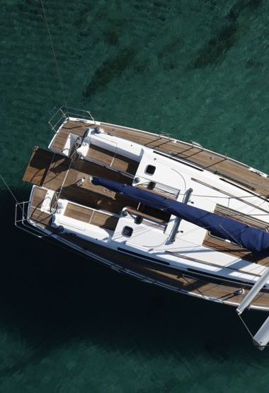 Sailboat Dufour 405 (2013)-3