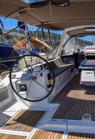 Segelboot Beneteau Oceanis 45 (2014)-3