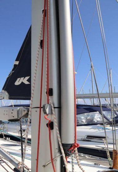 Barca a vela Jeanneau Sun Odyssey 45.2 (2002)-3