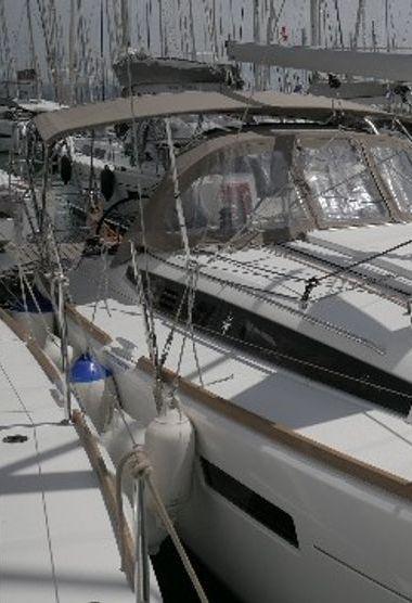 Zeilboot Jeanneau Sun Odyssey 349 (2016)-3