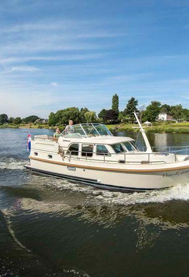 Huisboot Linssen Classic Sturdy 35 AC (2016)-3