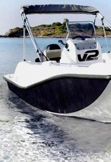 Speedboat V2 Boat (2015)-3