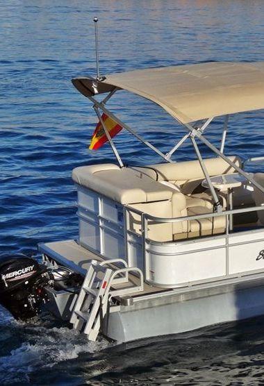 Motor Catamaran Sunchaser 7516 (2015)-3