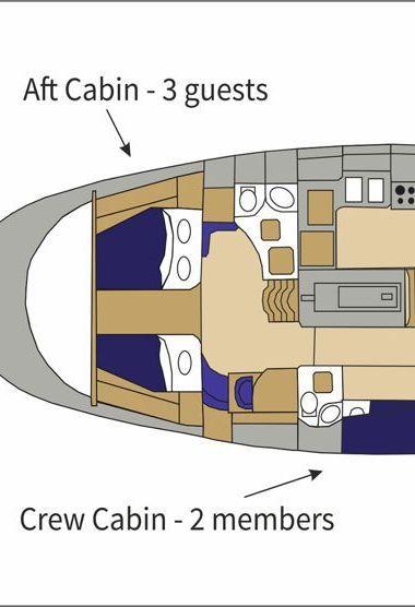 Zeilboot Beneteau 62 - 2006 (refit 2018)-3