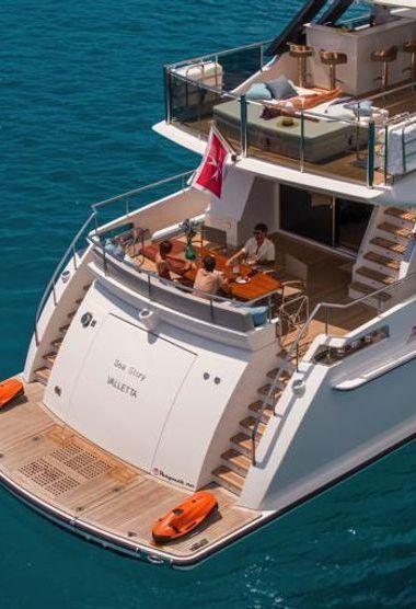 Motor boat Vanquish 82 (2019)-3