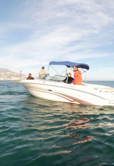 Speedboat Sea Ray 210 Select (2016)-3