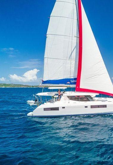 Catamaran Leopard Sunsail 454 (2018)-3