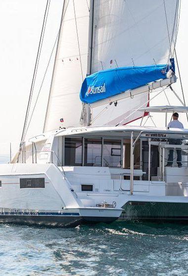 Catamaran Leopard Sunsail 404 (2017)-3