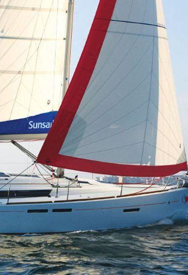 Sailboat Jeanneau Sunsail 41 (2017)-3
