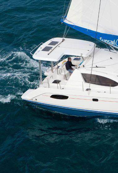 Catamaran Leopard Sunsail 404 (2020)-3