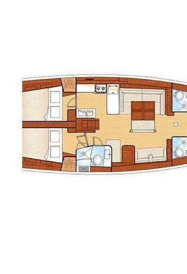 Zeilboot Hanse 54 (2009)-3