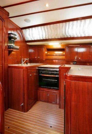 Zeilboot Ocean Star 56.1 - 2006 (refit 2011)-3