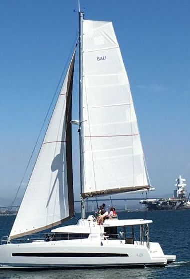 Catamaran Bali 4.3 (2020)-3