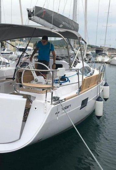 Sailboat Elan Impression 40 (2019)-3