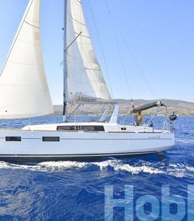 Sailboat Beneteau Oceanis 35 (2015) (3)