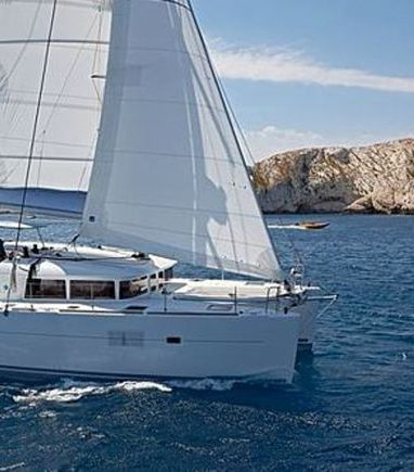 Catamaran Lagoon 400 - 2014 (refit 2018) (3)