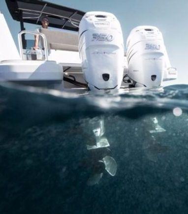 Speedboat Fjord 36 Open (2018) (3)