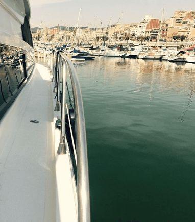 Motorboat Astondoa 58 GLX - 1998 (refit 2019) (3)