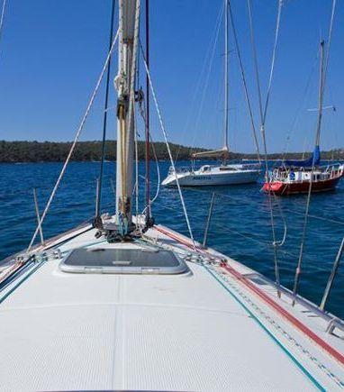 Sailboat Beneteau First 31.7 (2007) (3)