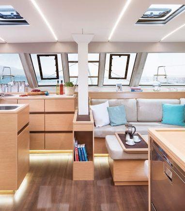 Catamaran Nautitech 46 Fly (2019) (3)