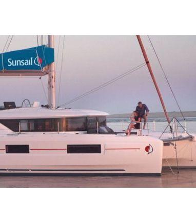 Catamaran Lagoon Sunsail 46 Cat (2019) (3)