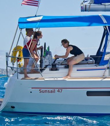 Sailboat Jeanneau Sunsail 47/3 (2016) (3)