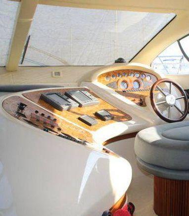 Motorboat Azimut 46 (2000) (3)