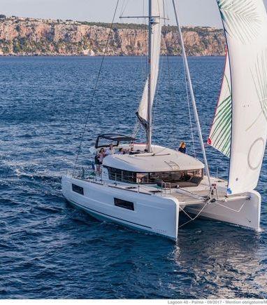 Catamaran Lagoon 40 (2021) (3)