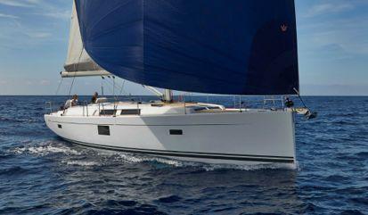 Sailboat Hanse 455 (2015)