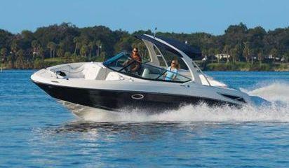 Speedboat Sea Ray 295 SLX (2006)