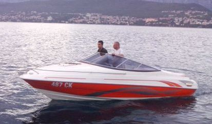 Speedboat Viper 203 (2003)