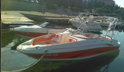 Speedboat Sea Ray 220 SDX (2003)