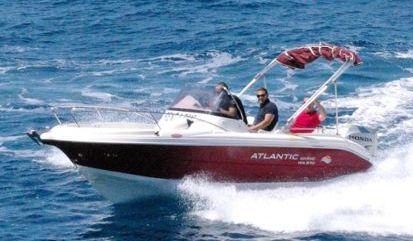 Speedboat Atlantic Marine 570 (2009)