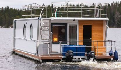 Motor boat Bellamer DeLuxe (2015)
