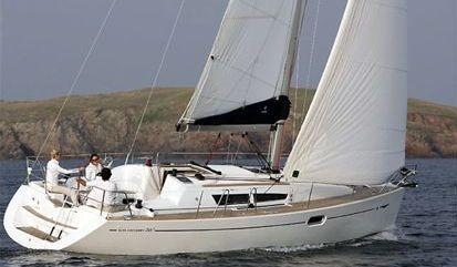 Velero Jeanneau Sun Odyssey 36 i (2009)