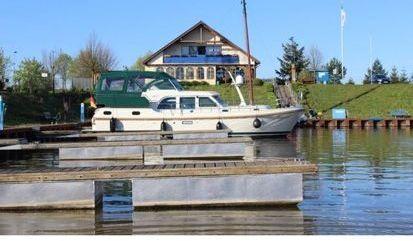 Houseboat Linssen Grand Sturdy 40.9 AC (2015)