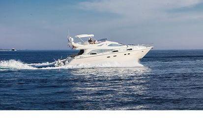 Motor boat Aicon 56 (2006)