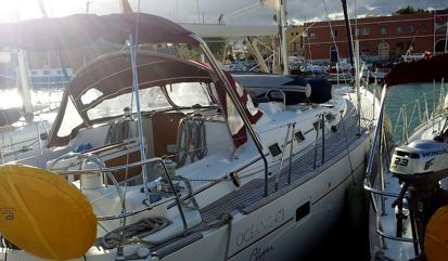 Sailboat Beneteau Oceanis 47.3 (2004)