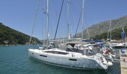 Barca a vela Jeanneau 53 (2011)