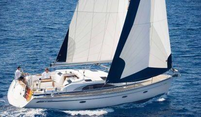 Sailboat Bavaria 40 (2008)