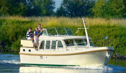 Houseboat Linssen Grand Sturdy 33.9 AC (2011)