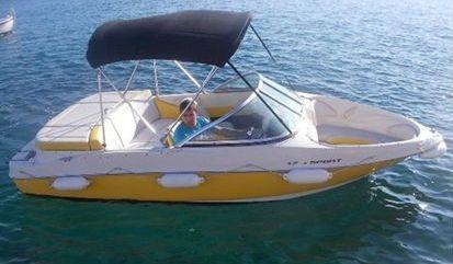 Motoscafo Sea Ray 300 Sundancer (2010)