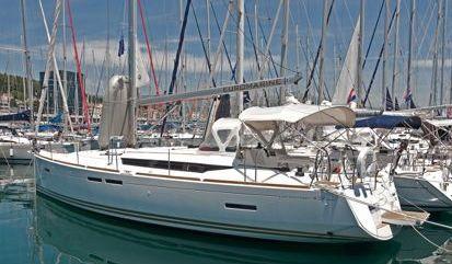 Segelboot Jeanneau Sun Odyssey 43.9 (2012)
