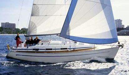 Barca a vela Bavaria Cruiser 36 (2013)