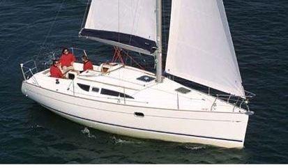 Sailboat Jeanneau Sun Odyssey 32 (2005)