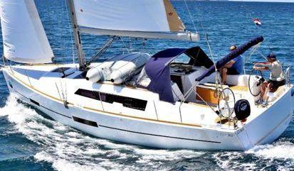 Segelboot Dufour 382 (2015)