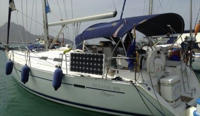 Sailboat Beneteau Oceanis 393 (2002)