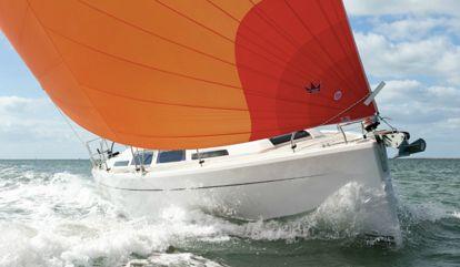 Barca a vela Hanse 345 (2014)