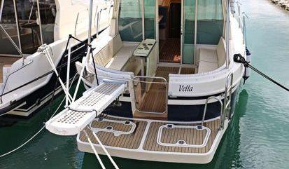 Motor boat Sas Vektor Adria 1002 (2011)