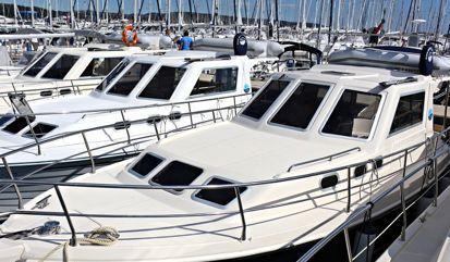 Motor boat Sas Vektor Adria 1002 (2012)